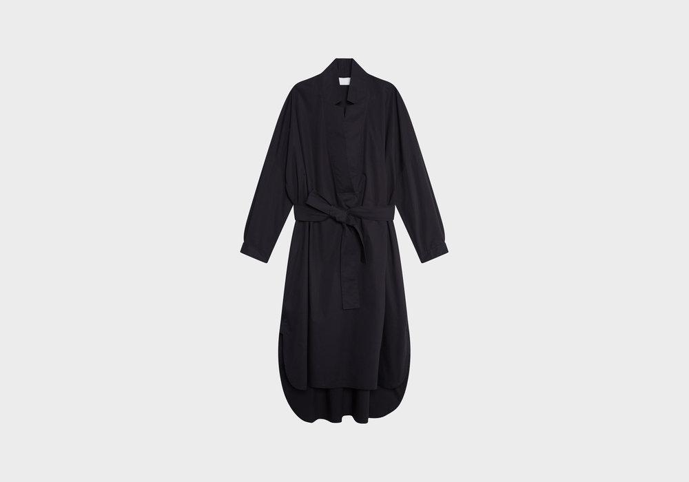 Black Denim Designer Suit
