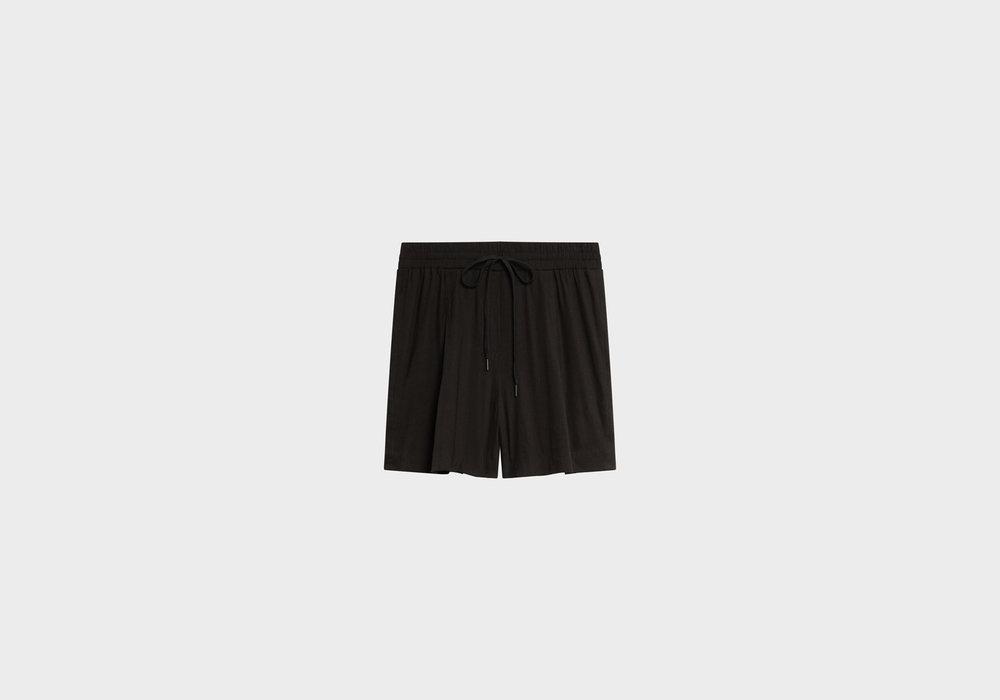 Evening Black Night Skirt