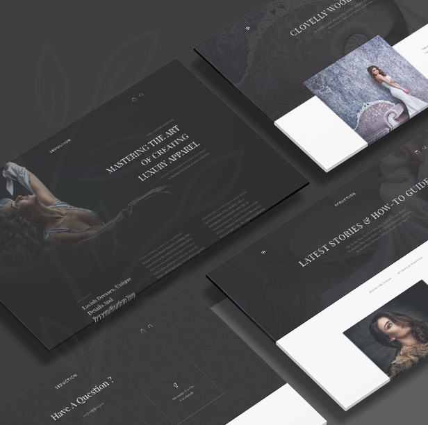 Turez - Luxury Bridal WooCommerce Theme - 2